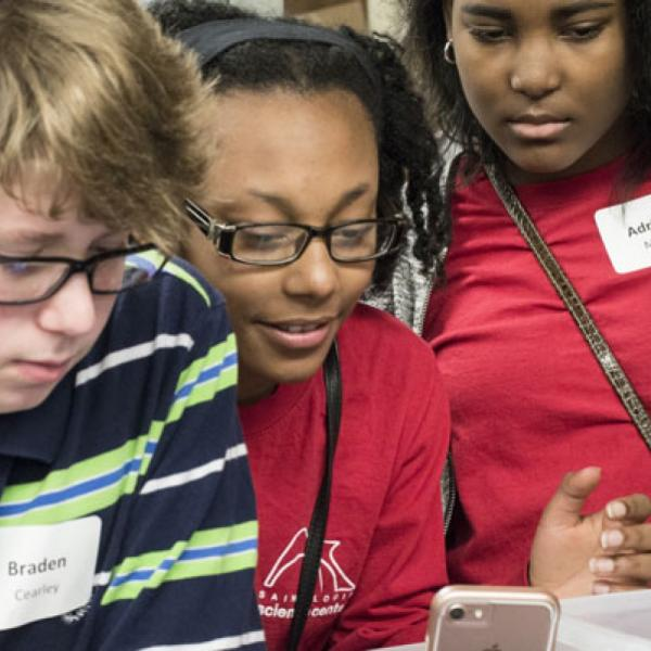St. Louis Area Brain Bee Takes Teens Inside the Human Mind
