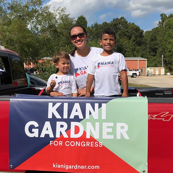 Following the data:  How a lesson learned in the lab transformed Kiani Gardner into a public servant