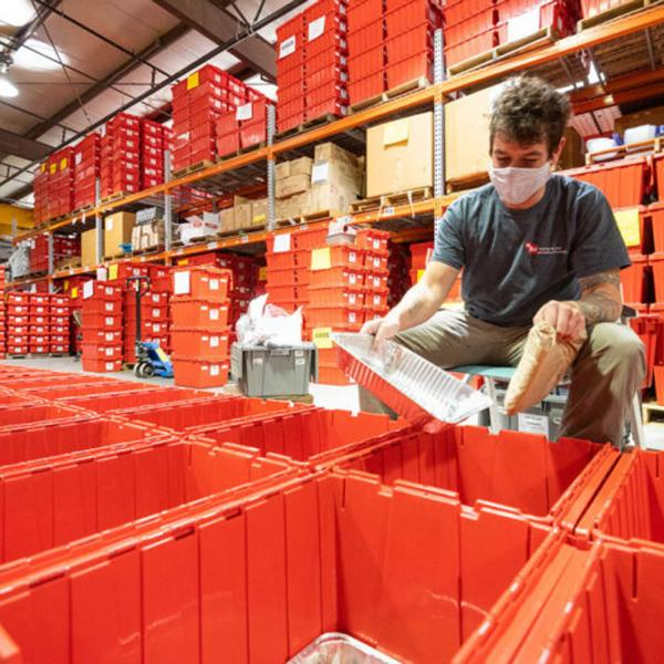 WashU Spaces: mySci warehouse
