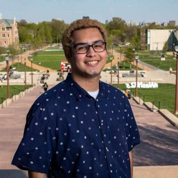 Environmental Biology Major Alexis Tinoco featured in Class Acts