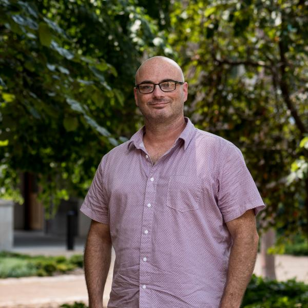 Yehuda Ben-Shahar promoted to professor of biology