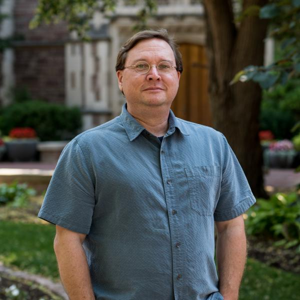 Joseph Jez named Spencer T. Olin Professor of Biology