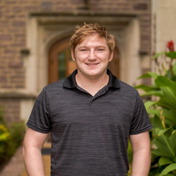 Marshall Wedger, grad student in the Olsen Lab, wins Stephen J. O'Brien Award