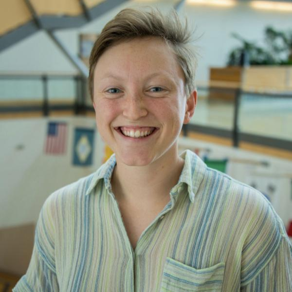 Ella Ludwig wins 2021 Spector Prize