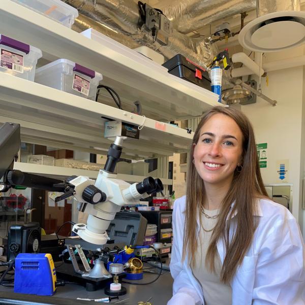 Bio 500 Research Spotlight: Kristen Reikersdorfer on the Hengen Lab