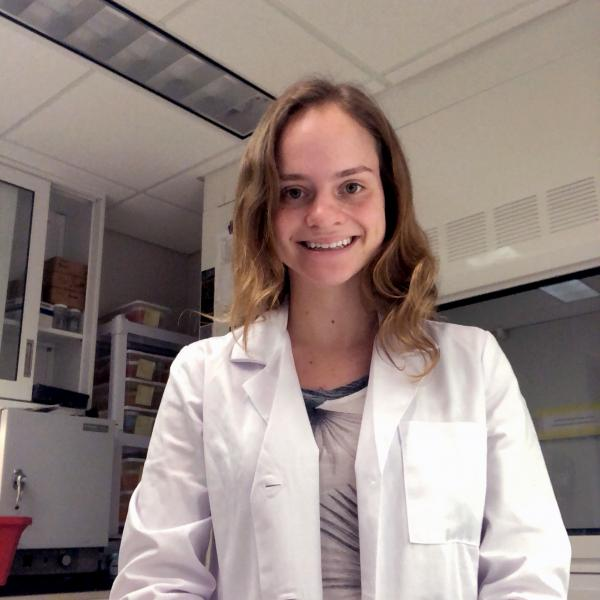 Bio 500 Research Spotlight: Hannah White on the Perlmutter Lab