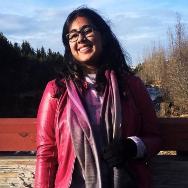 Manasvi Verma wins 2020 Spector Prize