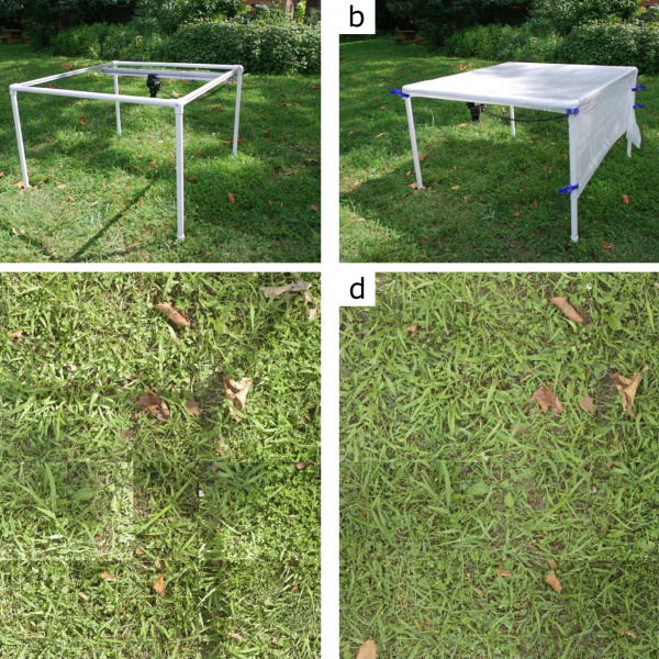 An ecologist and an engineer come together to create Robotany: a portable, low-cost platform for precise automated aerial imaging of field plots