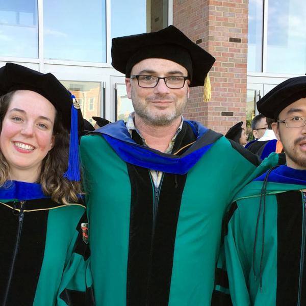 Congratulations PhD graduates!