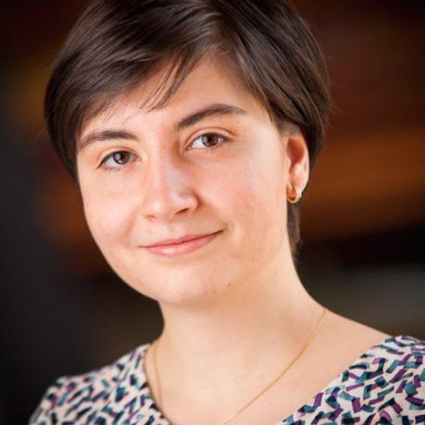 Association of Women Faculty honors  Andreea Stoica with 2021 Annual Student Award