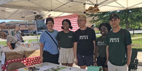 Market Fresh Science at Ferguson Farmer's Market