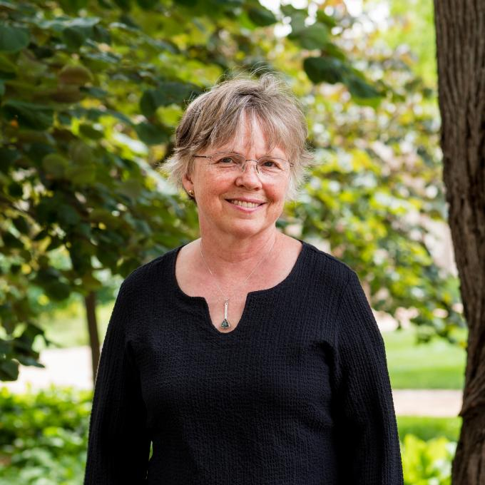 Headshot of Joan Strassmann
