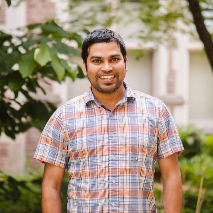 Headshot of Dinesh Gupta