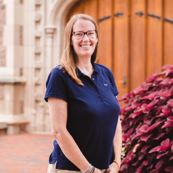 Headshot of Kate Hanes