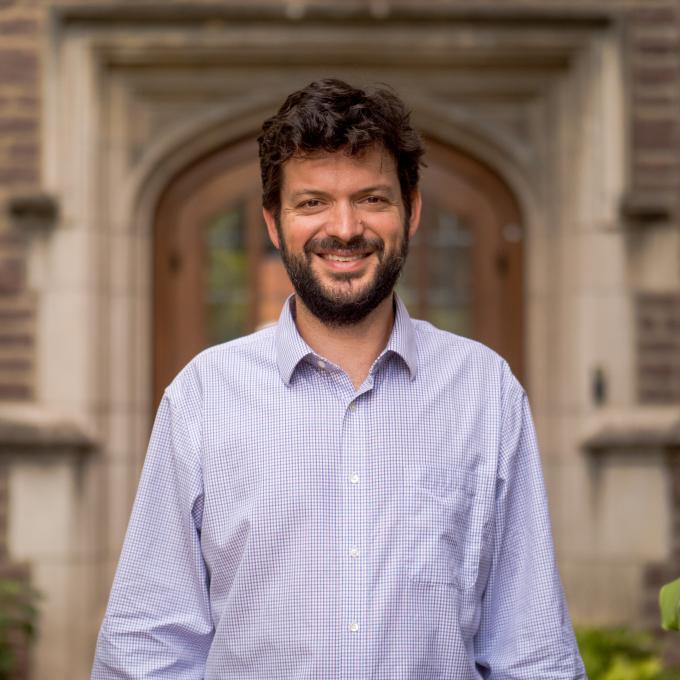 Headshot of Mitchell Kundel