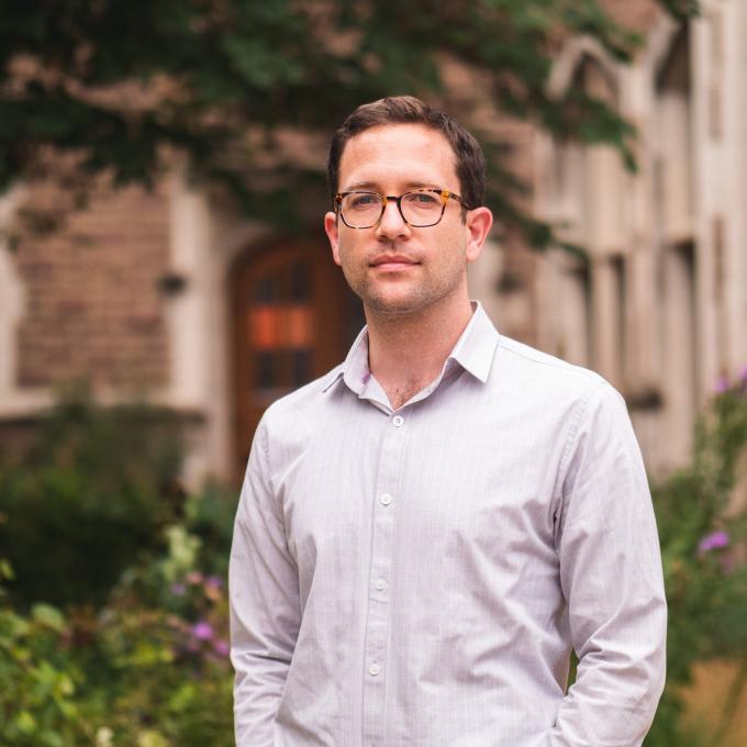 Headshot of Michael Landis