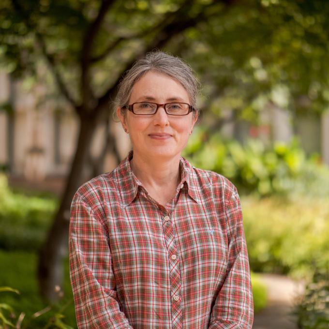Headshot of Michelle Liberton