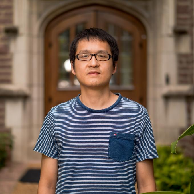 Headshot of Deng Liu