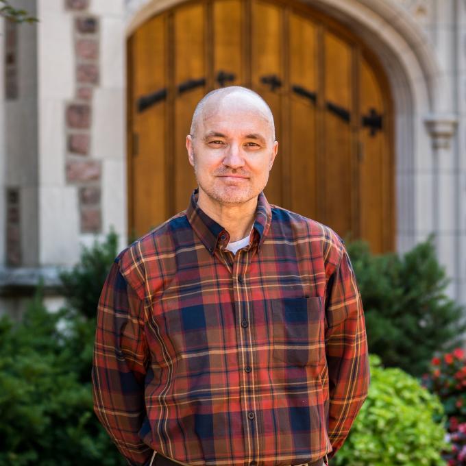 Headshot of Mike Malolepszy