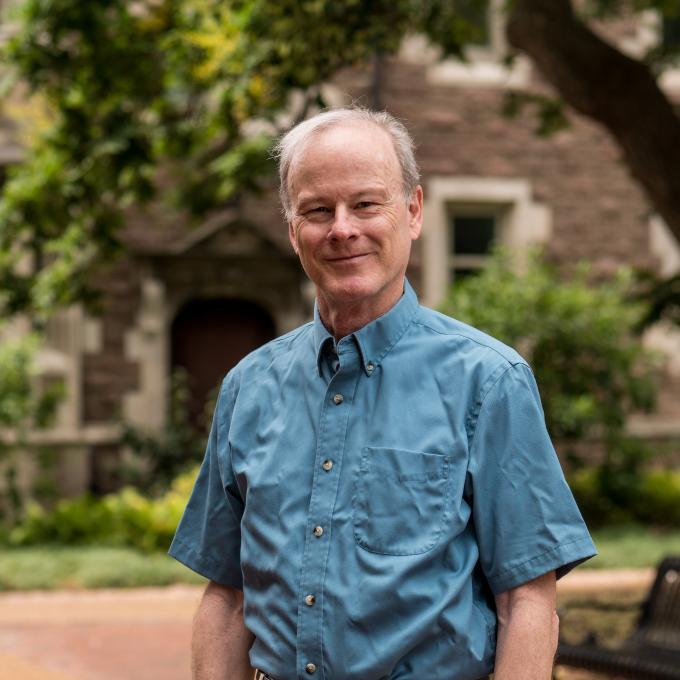 Headshot of David Queller
