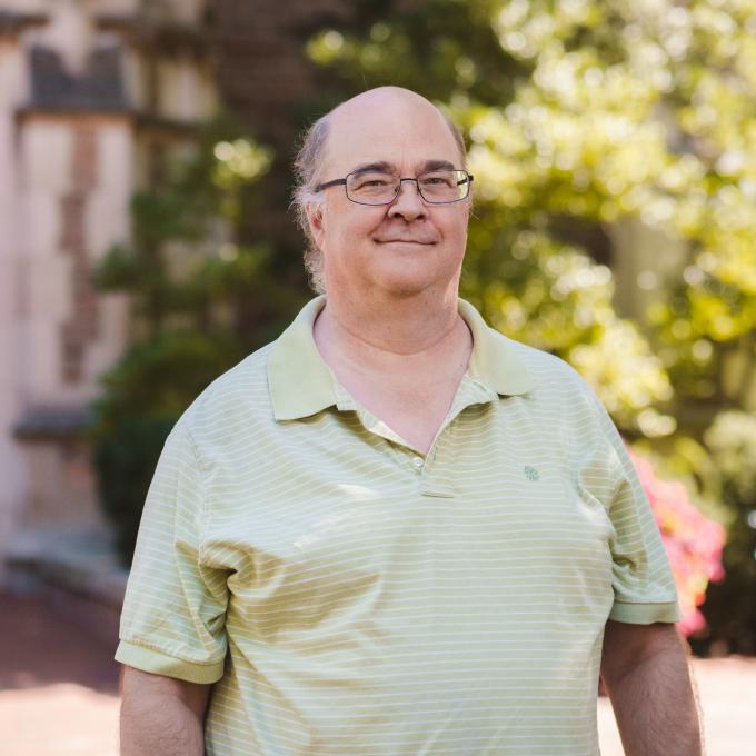 Headshot of Christopher Shaffer
