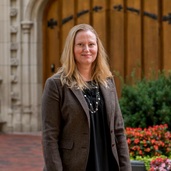 Headshot of Lucia Strader