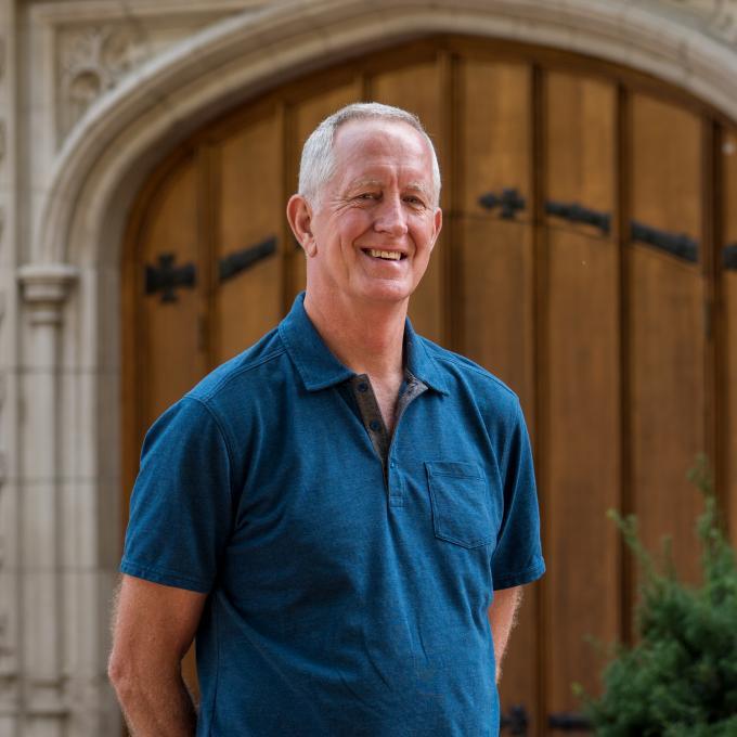 Headshot of Richard  Vierstra