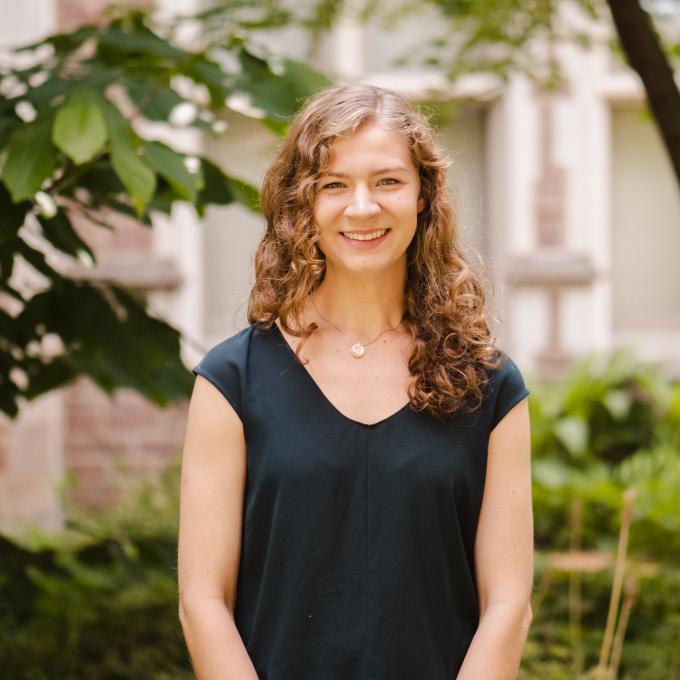 Headshot of Kristen Wendt