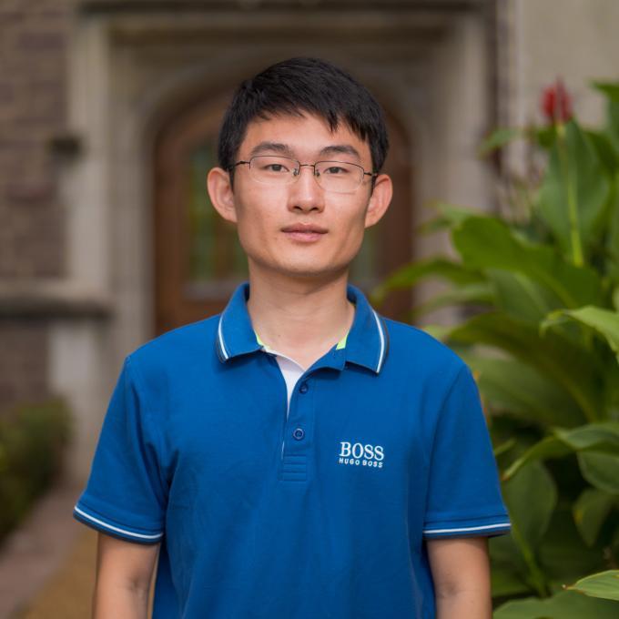 Headshot of Yifan Xu