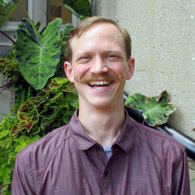 Headshot of Christopher Harper